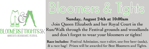 Bloomers & Tights 5K